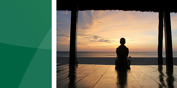Looking for a New Year's resolution? How about taking time out to breathe?